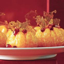Caramelized Clementines recipe