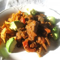 Spicy Vegetarian Chili recipe