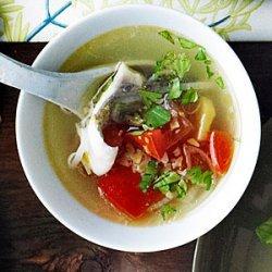 Simple Fish Soup recipe