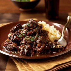 Braised Beef with Sun-Dried Tomatoes recipe