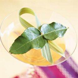 BT's Ringmaster Lime Martini recipe