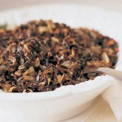 Wild Rice and Porcini Mushroom Dressing recipe