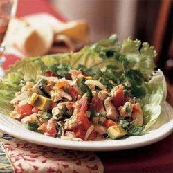 Chicken Salpicon recipe