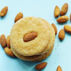 Golden Almond Cookies recipe