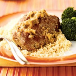 Duck with Olives and Couscous recipe