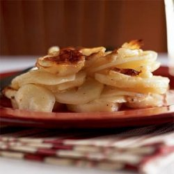 Gratin Dauphinois (Scalloped Potatoes with Cheese) recipe
