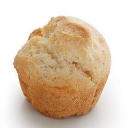 Butter Muffins recipe