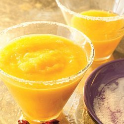 Champagne Mango Margaritas recipe