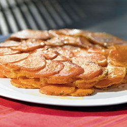 Sweet Potato Galette recipe