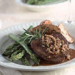 Seared Rosemary Beef Tenderloin recipe