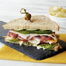 Dagwood Sandwiches recipe