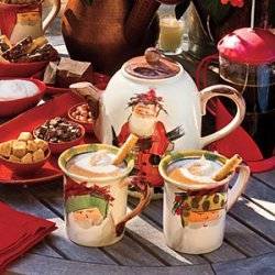 Hot Chocolate With Hazelnut Liqueur recipe