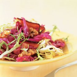 Warm Red Cabbage with Bacon recipe