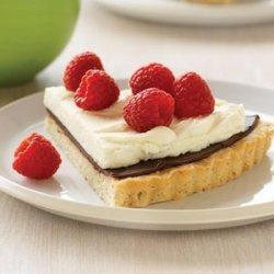 Raspberry Cream Tart recipe