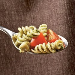 Tomato and Walnut Pesto Rotini recipe