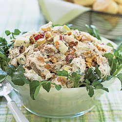 Chicken Salad with Dried Cranberries recipe