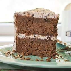 Mint Chocolate Chip Buttercream Frosting recipe