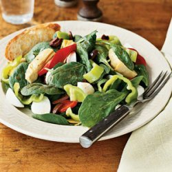 Italian Antipasto Salad recipe