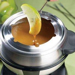 Caramel Fondue recipe
