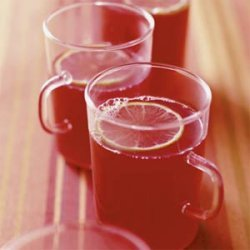 Hot Cranberry-Ginger Punch recipe