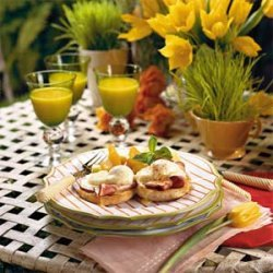 Traditional Eggs Benedict recipe
