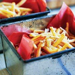 Parmesan, Garlic, and Cajun Fries recipe