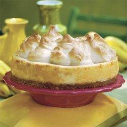 Uptown Banana Pudding Cheesecake recipe