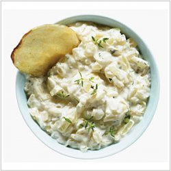 Sweet Onion and Thyme Dip recipe