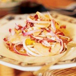Belgian Endive Salad with Stilton and Apples recipe
