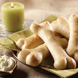 French Bread Femurs recipe