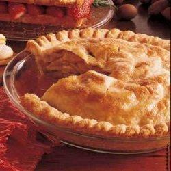 Valerie's Deep Dish Apple Pie recipe