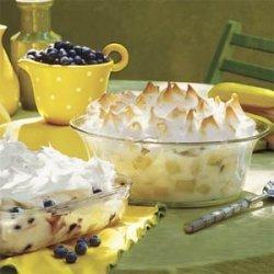 Pound Cake Banana Pudding recipe