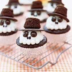 Skeleton Cupcakes recipe
