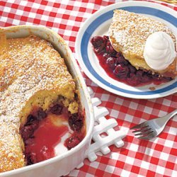 Tart Cherry Cake recipe