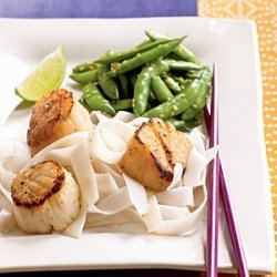 Caramelized Scallops recipe
