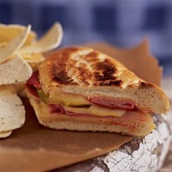Grilled Cuban Sandwiches recipe