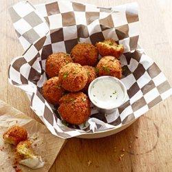 Fried Mormon Funeral Potatoes recipe