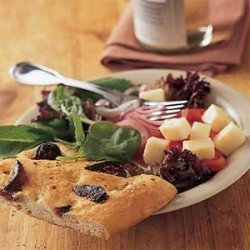 Fresh Fig Focaccia recipe