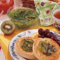 Pineapple Kiwi Jam recipe