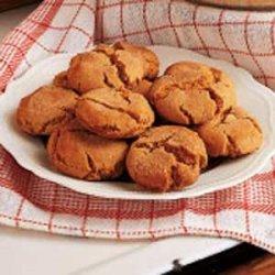 Cookie Jar Gingersnaps recipe