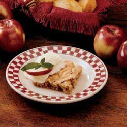 Apple Nut Crunch recipe