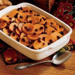Ken's Sweet Potatoes recipe