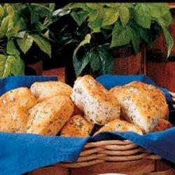 Dill Biscuits recipe