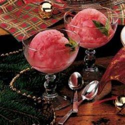 Quick Cranberry Ice recipe