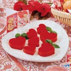 Valentine Cutouts recipe