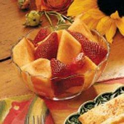 Sugar 'n' Spice Fruit Cup recipe