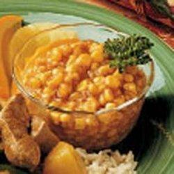 Tangy Corn recipe