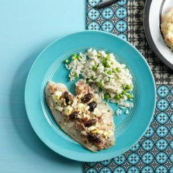 Easy Rice and Peas recipe