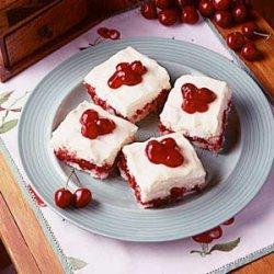 Cherry Angel Delight recipe
