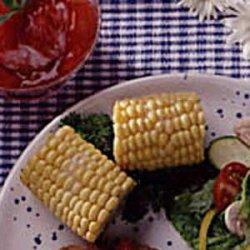 Honey Buttered Corn recipe